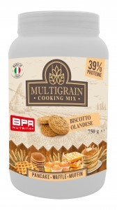 BISCOTTO OLANDESE MULTIGRAIN COOKING MIX