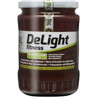 DELIGHT FITNESS  PEANUT BUTTER 510 G CIOCCOLATO