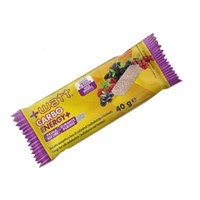 CARBO ENERGY + BAR 10X40 GRAMMI