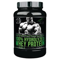 100% Hydrolyzed Whey Protein 910 grammi