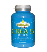 Crea 5 Plus 120 cpr