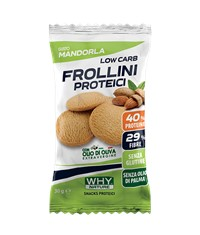 Low Carb Frollini Proteici
