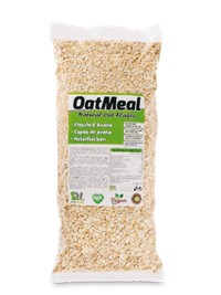 OATMEAL NATURAL OAT FLAKES