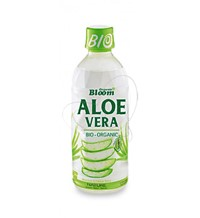 Bevanda a base di aloe vera al naturale Organic Bloom
