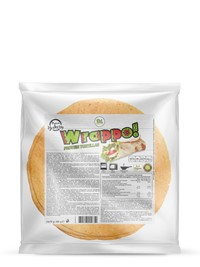 WRAPPO   PROTEIN  TORTILLAS