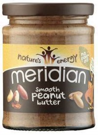 NATURAL PEANUT BUTTER SMOOTH 100% 280 Grammi