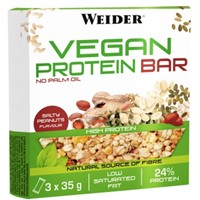 VEGAN PROTEIN BAR (3X35G)