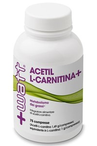 Acetil-L-Carnitina+ (75 cpr)